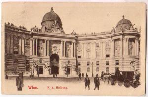 Wien, K.K. Holburg