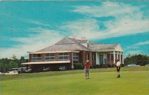 Georgia Carrollton Sunset Hills Country Club 1967