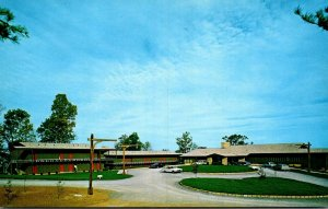 Kentucky Jamestown Lake Cumberland State Park Lure Lodge