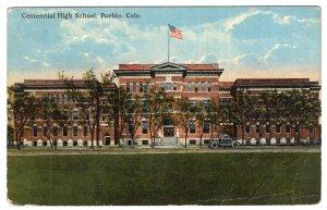 Pueblo, Colo., Centennial High School