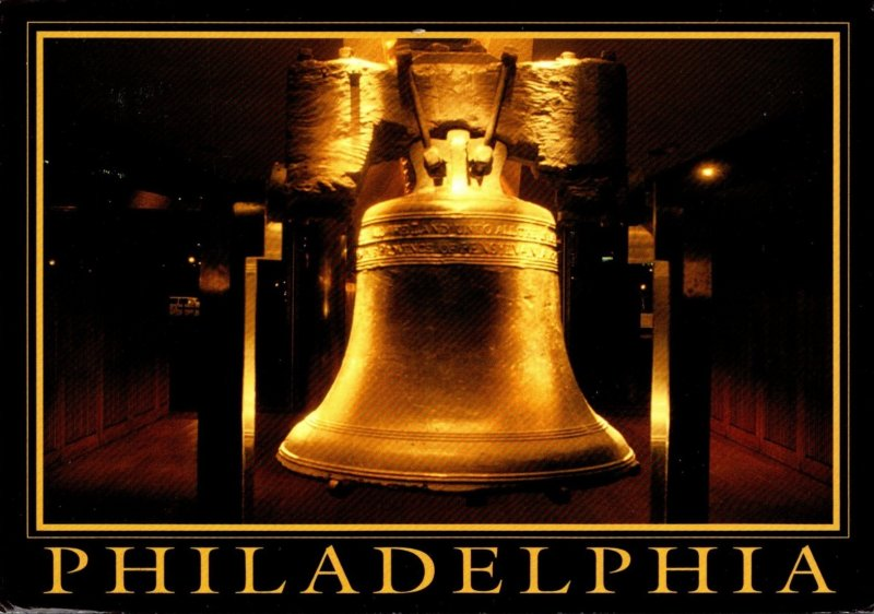 Pennsylvania Philadelphia The Liberty Bell 1996