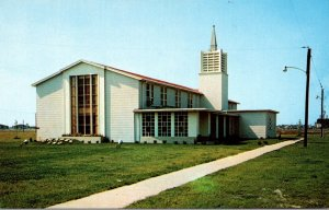 New Jersey McGuire Air Base The Chapel