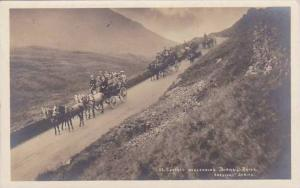 England Coaches Descending Dunmail Raise