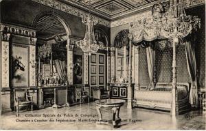 CPA Coll. Speciale du Palais de COMPIEGNE - Chambre a Coucher des (291281)