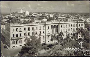 mexico, TAMPICO, Vista Palacio (ca. 1940) RPPC