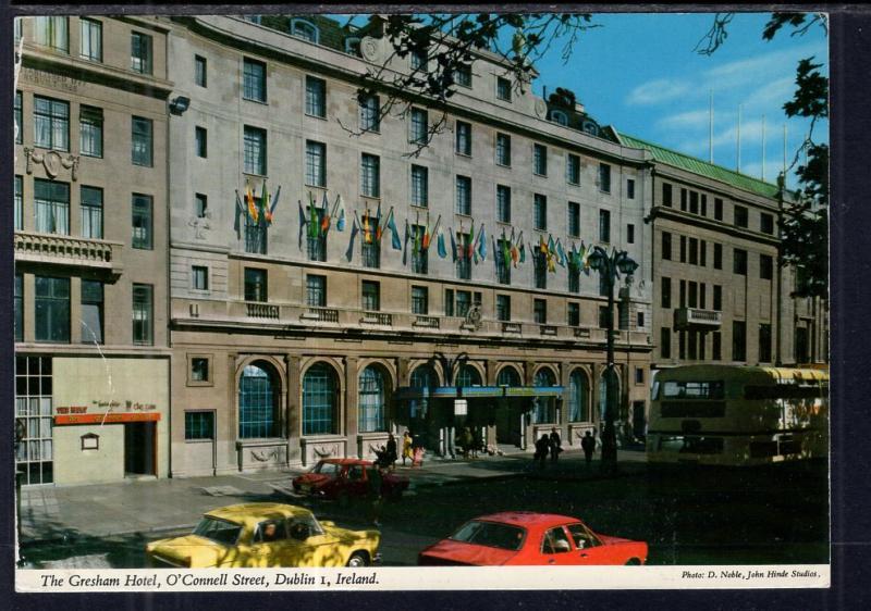 The Gresham Hotel,Dublin,Ireland BIN