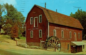 Michigan Rochester Yates Cider Mill Unique Dequindre At 23 Mile Road 1969