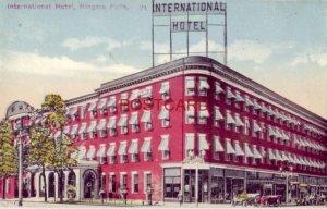 INTERNATIONAL HOTEL, NIAGARA FALLS, N. Y.