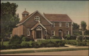 Black Americana Greenville NC St. Gabriel's Mission For Colored Postcard #1