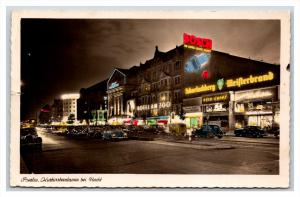 Germany Berlin  Street Scene