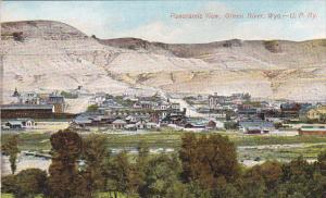 Panoramic View, Green River, Wyoming, 1900-1910s