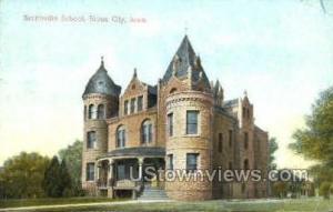 Smithville School Sioux City IA 1963