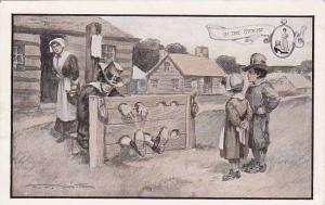 Stockade, Pilgrims , USA , 00-10s