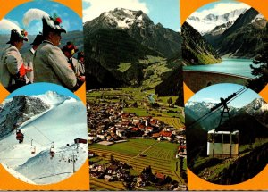 Austrai Mayrhofen Fereingruesse Multi View