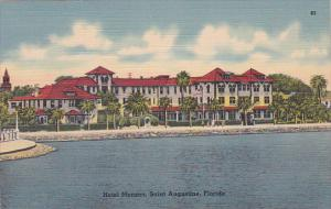 Florida Saint Augustine Hotel Monson