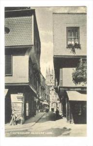 Canterbury , Mercery Lane , England , 1909