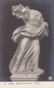 RP: Niobe Statue, Museo Vaticano, Roma, Lazio, Italy