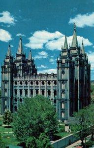 Mormon Temple,Salt Lake City,UT