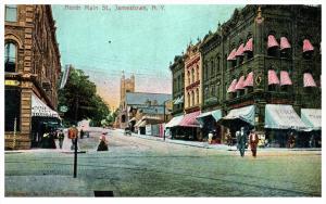 954  NY  Johnstown   North Main Street