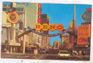 Reno , Nevada , 60s