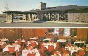 NEW PHILADELPHIA , Ohio , 1976 ; The Delphian Motor Inn, 2-views