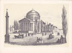 Poland Warsaw Kosciol sw Aleksandra by Franciszek Schuster