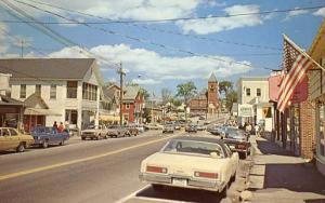 NH - Wolfeboro. Main Street
