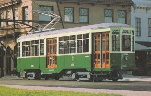 Trolley Car Postcard Milan, Italy Number 2001 Light Rail Tram