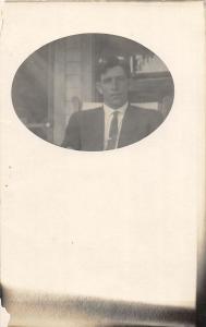 F36/ Jackson Ohio RPPC Postcard c1910 Johnny Martin Liberty Twp 5