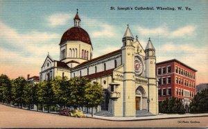 West Virginia Wheeling St Joseph's Cathedral