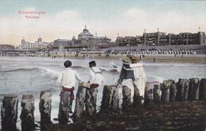SCHEVENINGEN, Noord-Holland, Netherlands, 1900-1910´s; Panorama