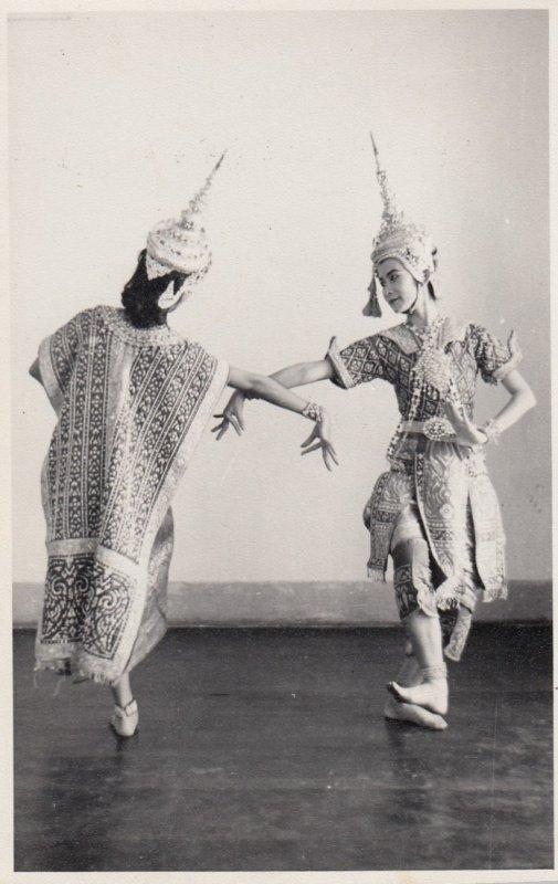 RP: Siamese Dancing Girls , Thailand , 30-40s