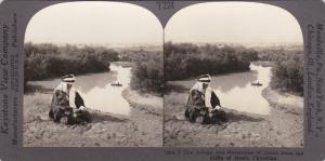 SV: 1910s ; Cliffs of Moab , Palestine