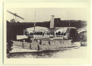 na1406 - American Navy Ship - USS Narkeeta - photograph 6.5 x 4.75
