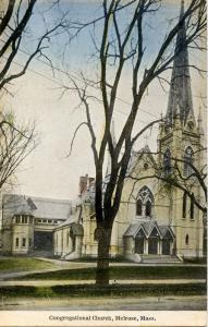 MA - Melrose. Congregational Church