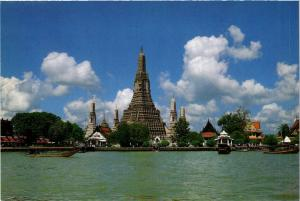 CPM THAILAND The Pagoda of Temple of Dawn, Bangkok. Thailand (344544)