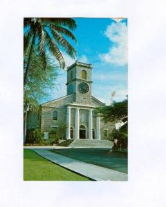 Kawaiahao Church, The Westminister Abbey of Hawaii,  50-70s