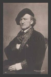 113419 Richard WAGNER Great German COMPOSER vintage RARE PHOTO