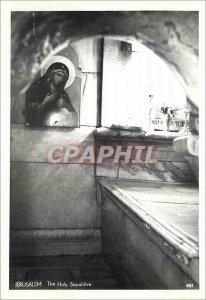 Postcard Modern Jerusalem The Holy Sepulcher