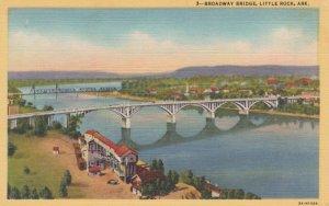 LITTLE ROCK , Arkansas , 30-40s ; Broadway Bridge