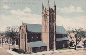Connecticut New Haven Christ Church P E