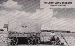 Dalton Gang Hideout Meade Kansas