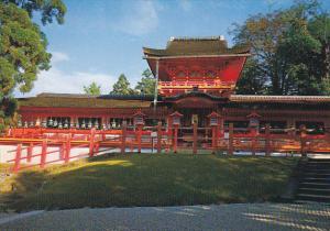 Japan Nara Kasuga Taishya Shrine