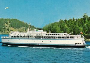 M.V. Queen of Victoria, VICTORIA, British Columbia, Canada, 50-70'