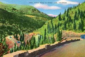 CO - Trail Ridge Rd To Grand Lake