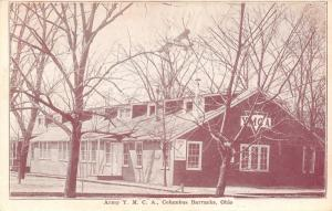 Columbus Barracks (Fort Rutherford B Hayes) OH Army YMCA WWI Era (1914-1930)