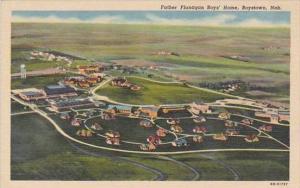 Nebraska Boystown Father Flanagan Boys Home