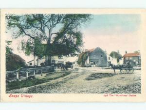 W-Border NICE VIEW Snape In Suffolk - Near Aldeburgh England UK i4346