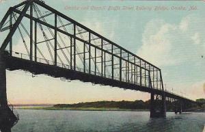 Omaha and Council Bluffs Street Railway Bridge, Omaha, Nebraska,00-10s
