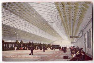Union Station Concourse, Washington DC